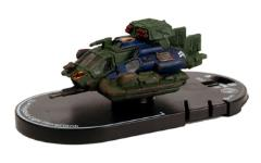 Pegasus Light Hovertank #043 - Veteran