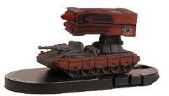 Arrow IV Artillery Tank #070 - Veteran