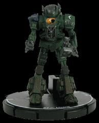 Mjolnir #093 - Green