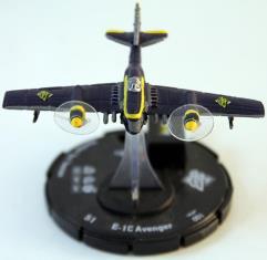 "Heather ""Ivy"" Iverian - E-1C Avenger"
