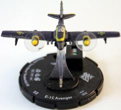 """Kenneth """"Iron Horse"""" Vanderbilt III - E-1C Avenger"""