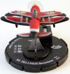 "Ellen Sue ""Tex"" Ryder - P21-J MkIII Devastator"