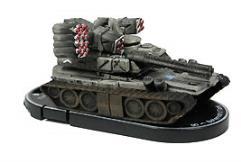 Behemoth II Tank #070 - Green