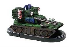 Behemoth II Tank #071 - Veteran