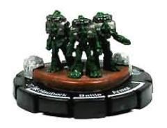 Hauberk Battle Armor #018 - Elite
