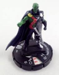 Martian Manhunter #001
