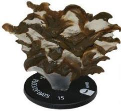 Flock of Bats (Brown) #099b