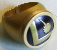 Legion of Super Heroes Flight Ring