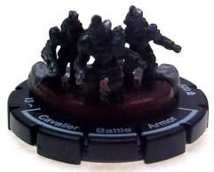 Cavalier Battle Armor #029 - Green