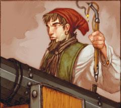 Firepot Specialist - Pirate (U)