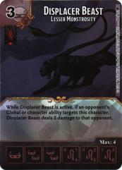 Displacer Beast - Lesser Monstrosity