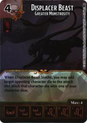 Displacer Beast - Greater Monstrosity