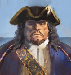 Commander Temple/Shipwright (C)