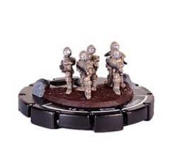 Elite Infantry #001 - Green