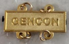 Gen Con Medal