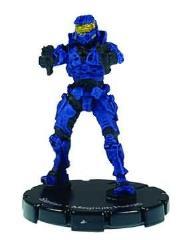 Blue Spartan - Dual M6C Magnum Pistols