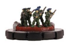 Free Legion Company #001 - Green