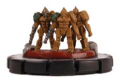 Infiltrator Mk II Battle Armor #017 - Green