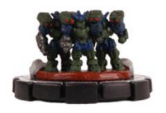 Clan Battle Armor #031 - Veteran