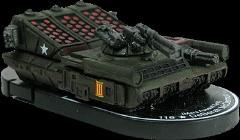 DeBorah McDermott - Mars Assault Tank #132, Unique