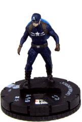 Captain America #001