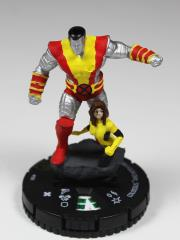 Colossus & Kitty Pryde