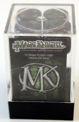 16mm d6 Mage Knight Dice Set (12)