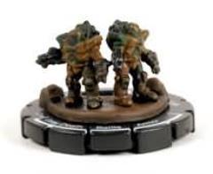 Gray Death Battle Armor #011 - Veteran