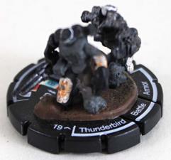 Thunderbird Battle Armor #021 - Green