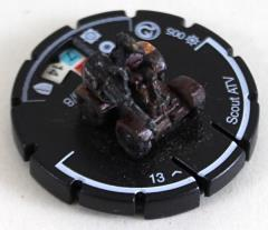 Scout ATV #005 - Green