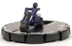 Minigun Cycle #003 - Veteran