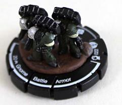 Gnome Battle Armor #022 - Veteran