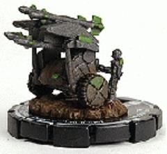 Towed Thunder Launcher #009 - Green