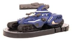Carnivore Assault Tank #044 - Veteran