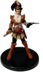 Half-Elf Haughty Avenger