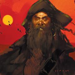 Captain Blackheart (R)
