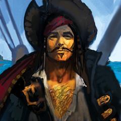 Captain Jack Hawkins/Shipwright (C)