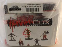 HorrorClix Promotional Game Assortment (Exclusive)