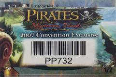 Pirates of the Mysterious Islands 2007 Convention Exclusive