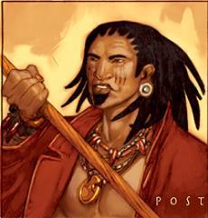 Oarsman - Pirate (C)