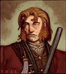 Musketeer - England (C)