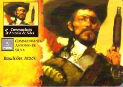 Commandante Antonio de Silva (R)