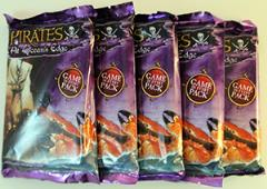 Pirates at Ocean's Edge (5 Pack Lot)