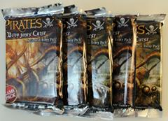 Pirates of Davy Jones' Curse (5 Pack Lot)