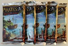 Pirates of the Mysterious Islands (5 Pack Lot)