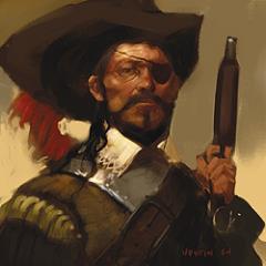 Comandante Antonio de Silva/Oarsman (C)