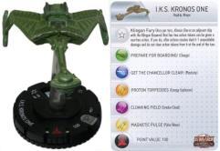 I.K.S. Kronos One