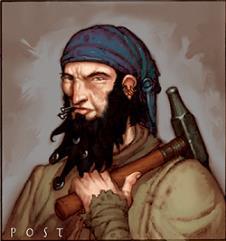 Shipwright - Pirate (C)