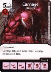 Carnage - Sinister