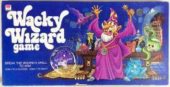 Wacky Wizard Game